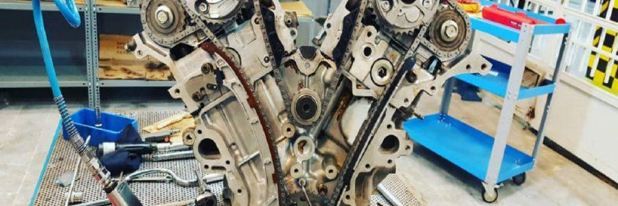 تعمیرات تخصصی موتور و گیربکس