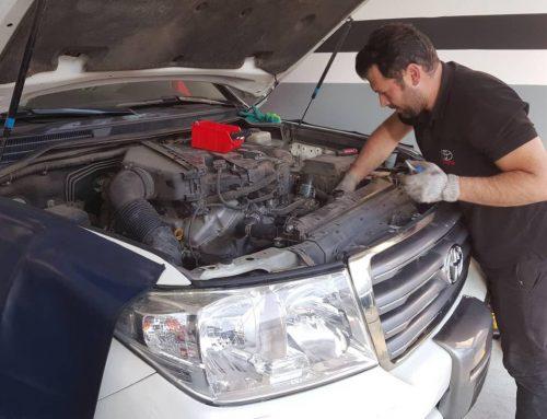 کارشناسی تخصصی شاسی و بدنه Toyota Land Cruiser